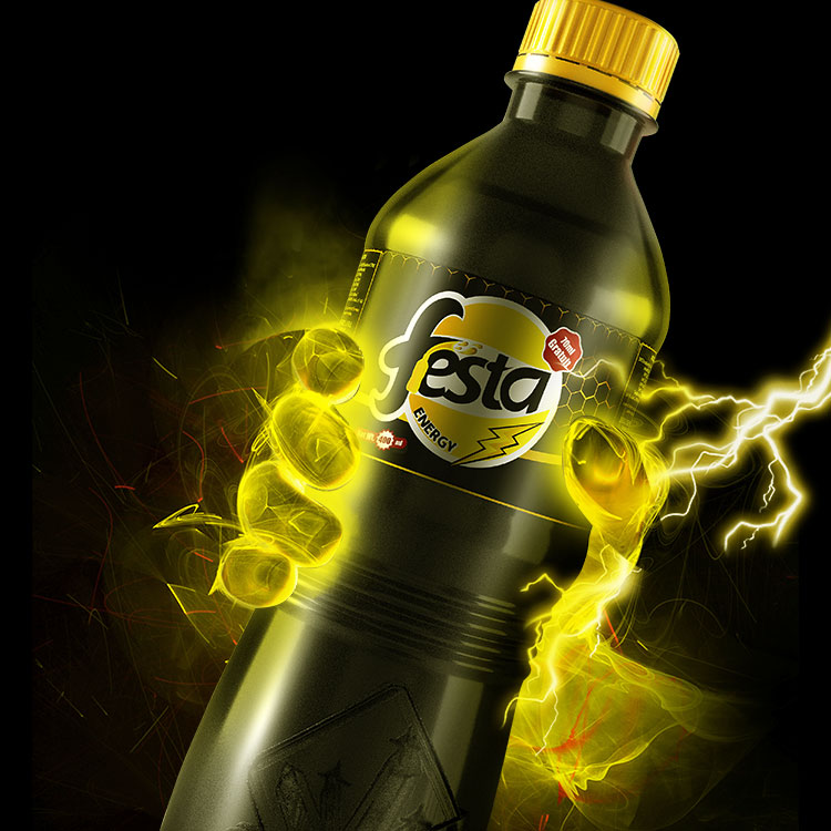 Largest energy drink manufacturer in Kinshasa, DRC, Congo